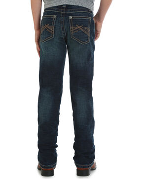 Wrangler Boys' (8-16) 20X No. 44 Slim Fit Jeans - Straight Leg, Indigo, hi-res