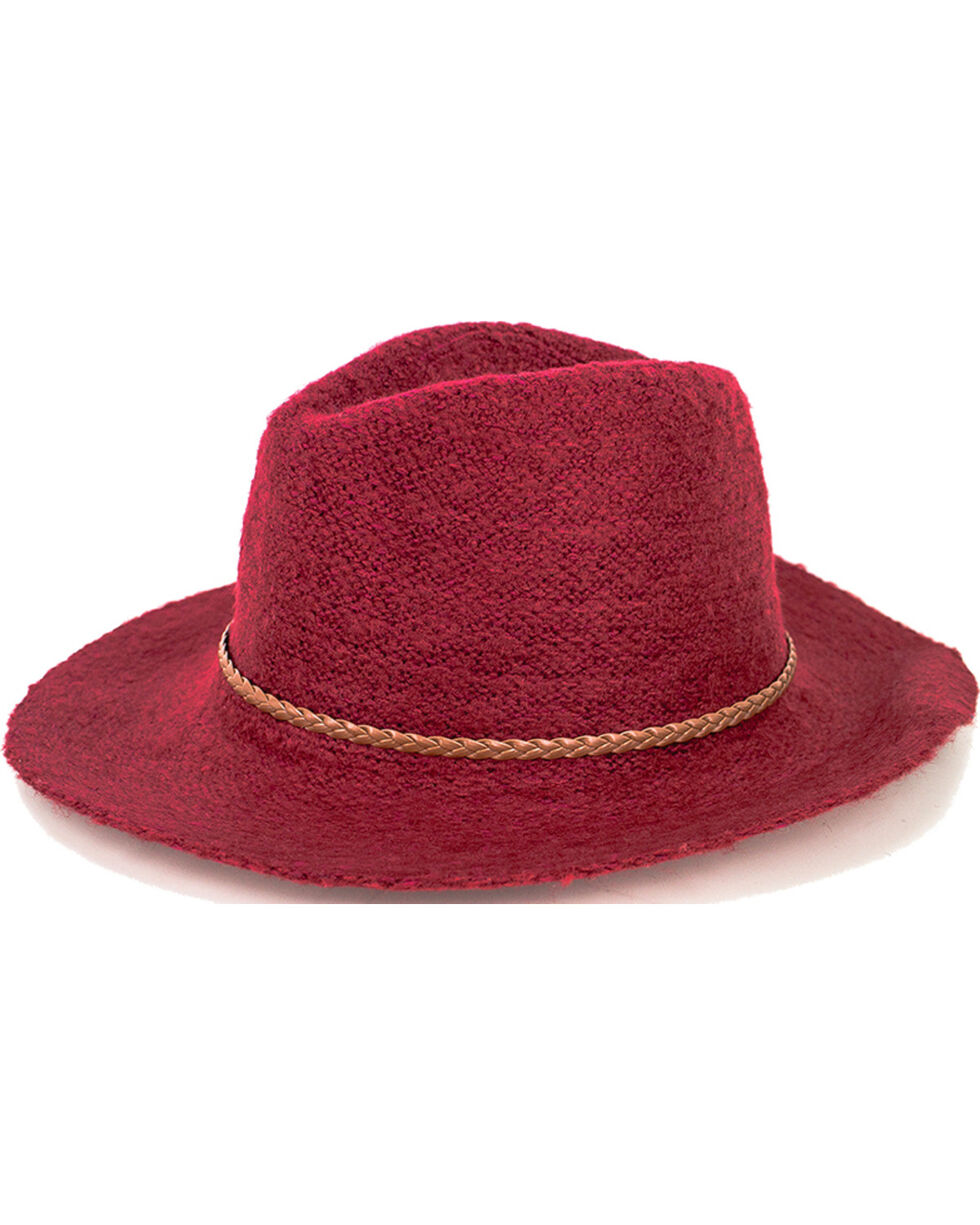 Peter Grimm Women's Dira Knit Fedora, , hi-res