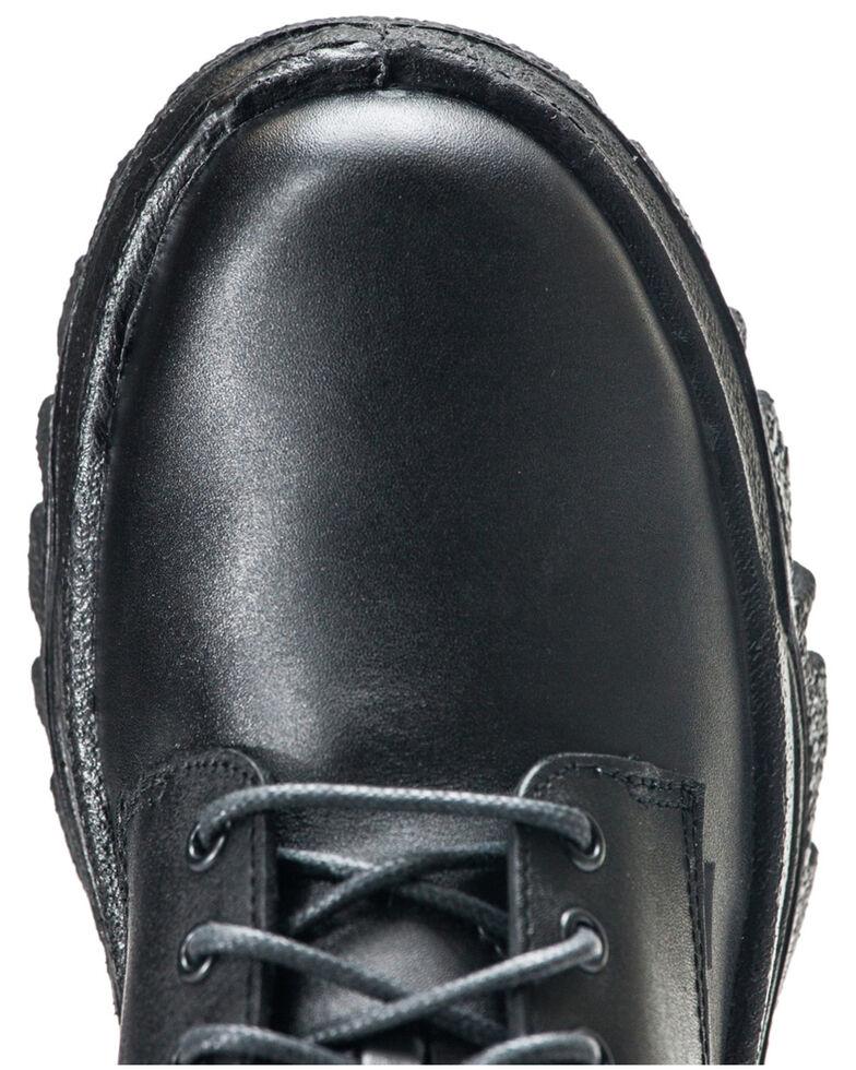 Rocky Men's TMC Oxford Shoes - USPS Approved, Black, hi-res