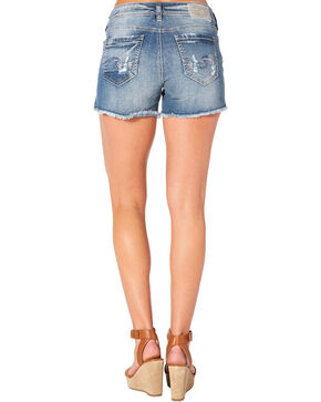 Silver Women's Berkley Shorts, Indigo, hi-res