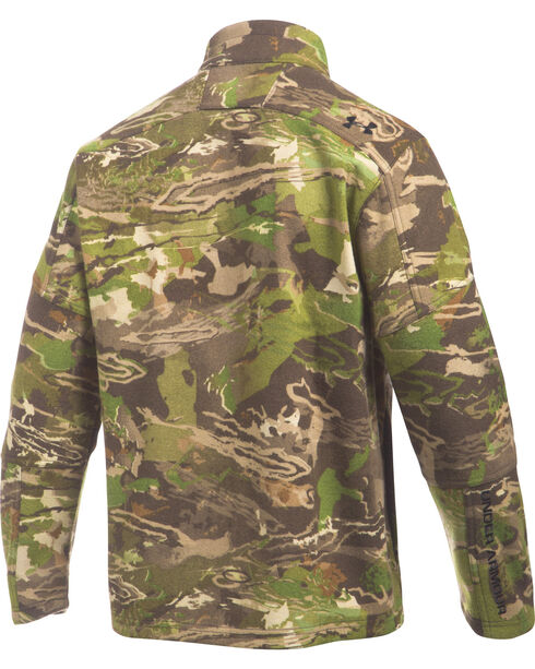 Under Armour Men's Stealth Mid Season Wool Jacket, Camouflage, hi-res