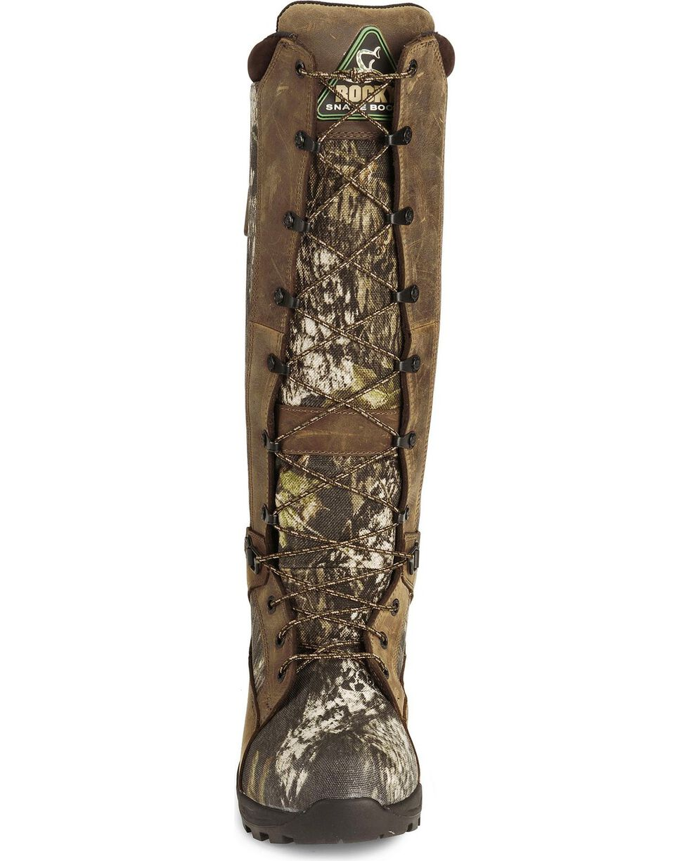 """Rocky 16"""" ProLight Waterproof Snakeproof Hunting Boots, Camouflage, hi-res"""
