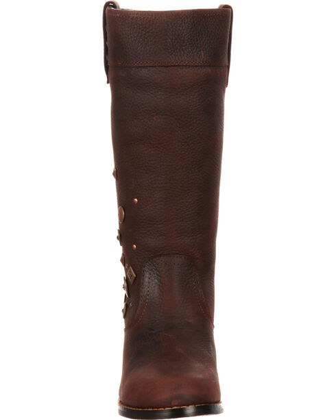Durango Women's City Philly Turn Down Pull-On Boots, , hi-res