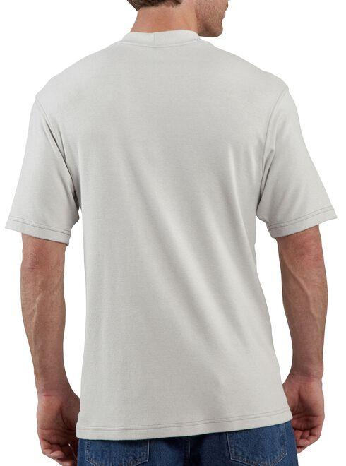 Carhartt Flame Resistant Short Sleeve T-Shirt, Grey, hi-res