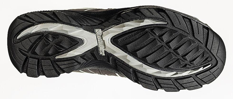Nautilus Men's Grey Static Dissipative Work Shoes - Composite Toe, Grey, hi-res