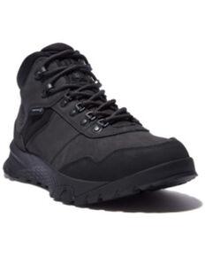 Timberland Men's Lincoln Peak Waterproof Hiking Boots - Soft Toe, Black, hi-res