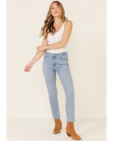 Levi's Women's Classic Straight Fit Jeans, Blue, hi-res