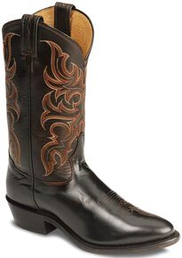 Tony Lama Men's Regal Americana Boots - Medium Toe, Peanut, hi-res