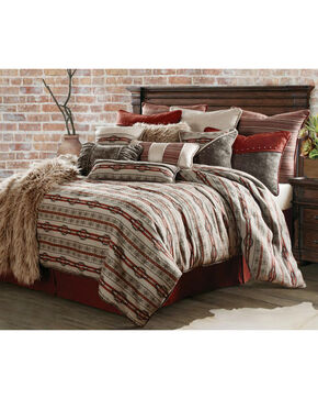 HiEnd Accents 3-Piece Twin Silverado Bedding Set, Multi, hi-res