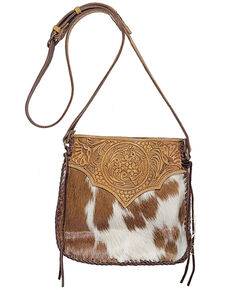 Kobler Women's Holbrook Crossbody Bag, Brown, hi-res