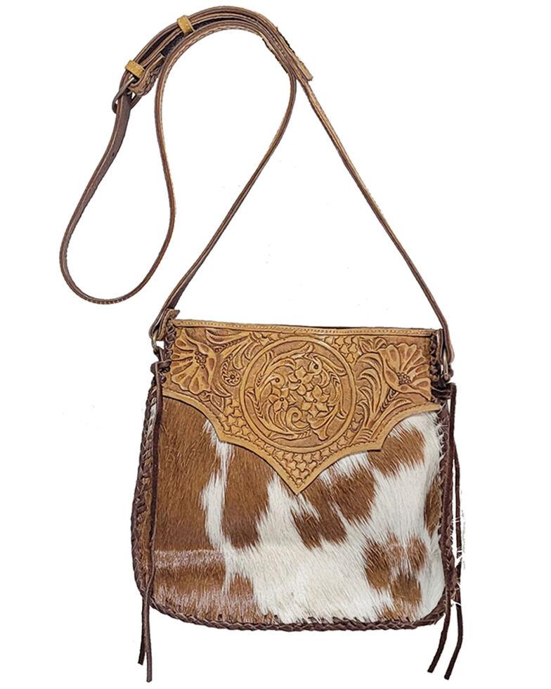 Kobler Women's Holbrook Crossbody Bag, Brown, hi-res