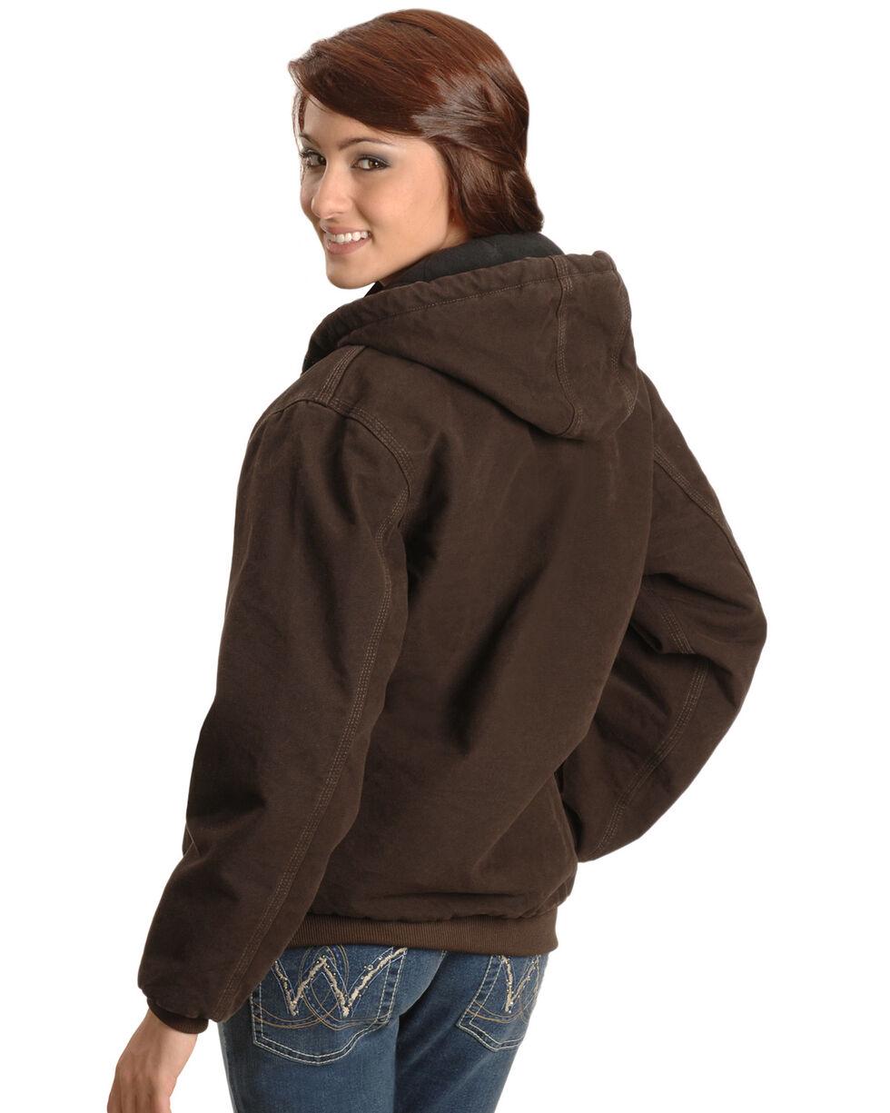 Carhartt Active Quilted Jacket, Brown, hi-res
