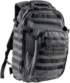 5.11 Tactical All Hazards Prime Backpack, Grey, hi-res