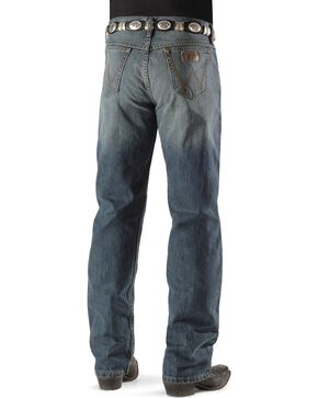 Wrangler 20X 01 Competition River Wash Jeans - Tall, Vintage Blue, hi-res