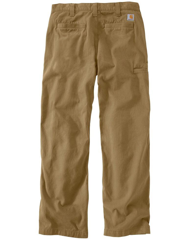 Carhartt Rugged Khaki Work Pants, Dark Khaki, hi-res