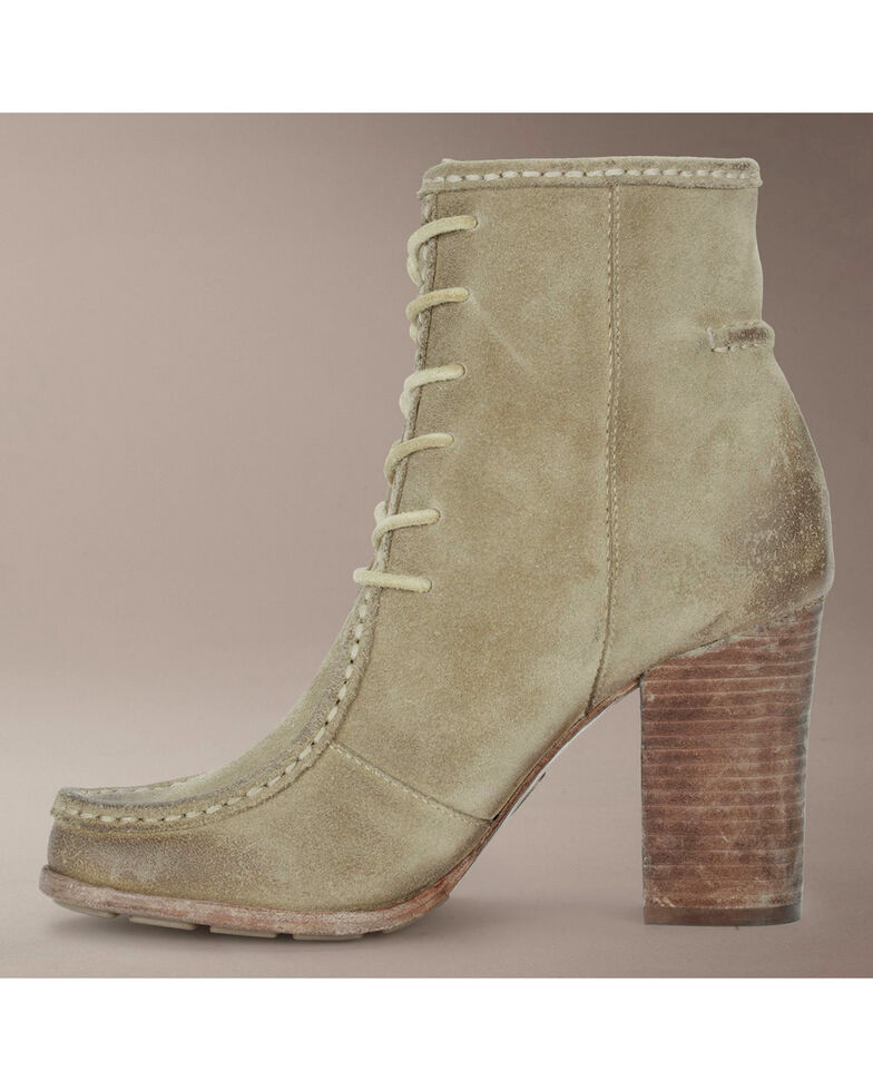 Frye Parker Moc Lace-Up Boots, Natural, hi-res