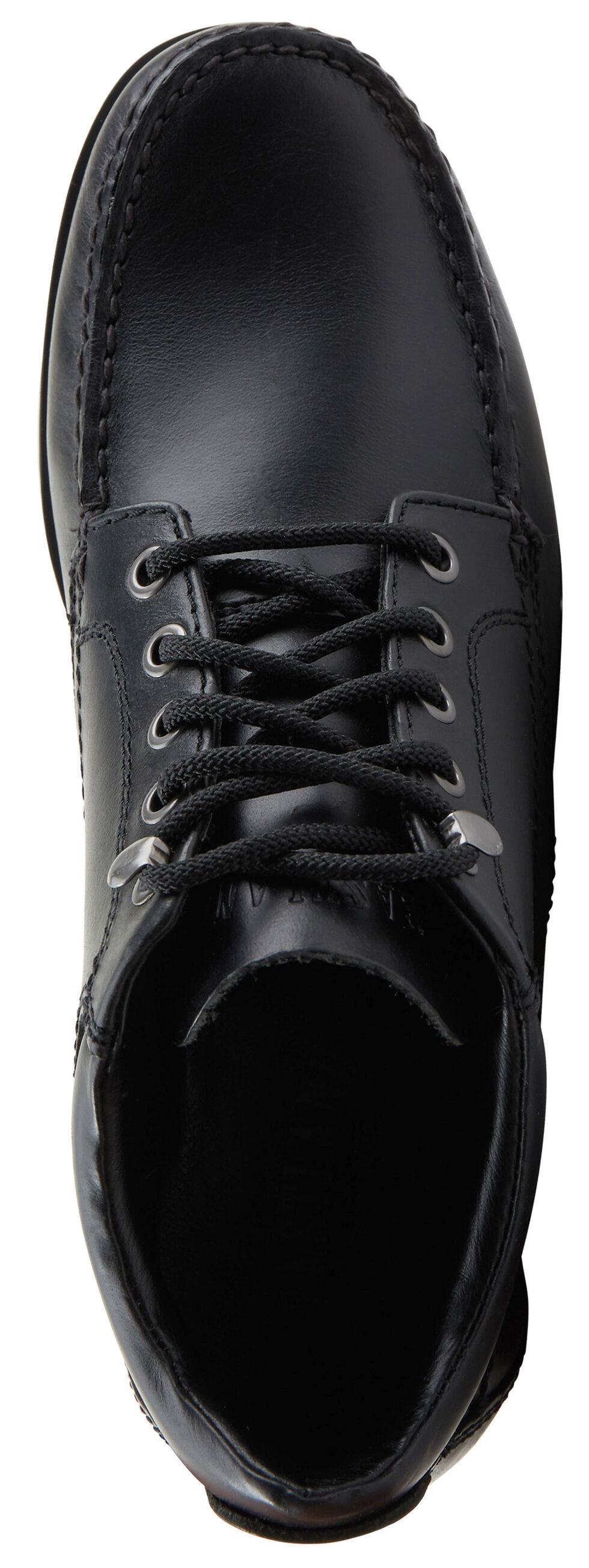 Eastland Men's Black Brooklyn Ankle Boots , Black, hi-res