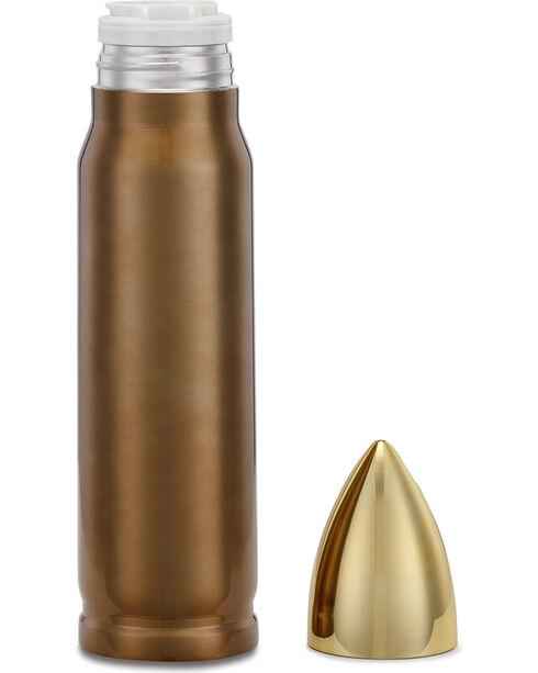Big Sky Carvers Shotgun Shell Magnum Hotshot Thermos , Bronze, hi-res