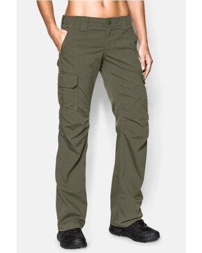 UA Women's Marine Od Green Tactical Patrol Pants, Olive, hi-res