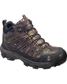 Nautilus Men's Camo Waterproof HIker Work Boots - Steel Toe , Camouflage, hi-res