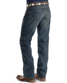 12aa338f Wrangler Retro Slim Fit Boot Cut Jeans , Med Wash, hi-res