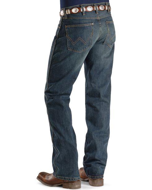 Wrangler Jeans - Premium Patch Retro Slim 77 Yuma, Med Wash, hi-res