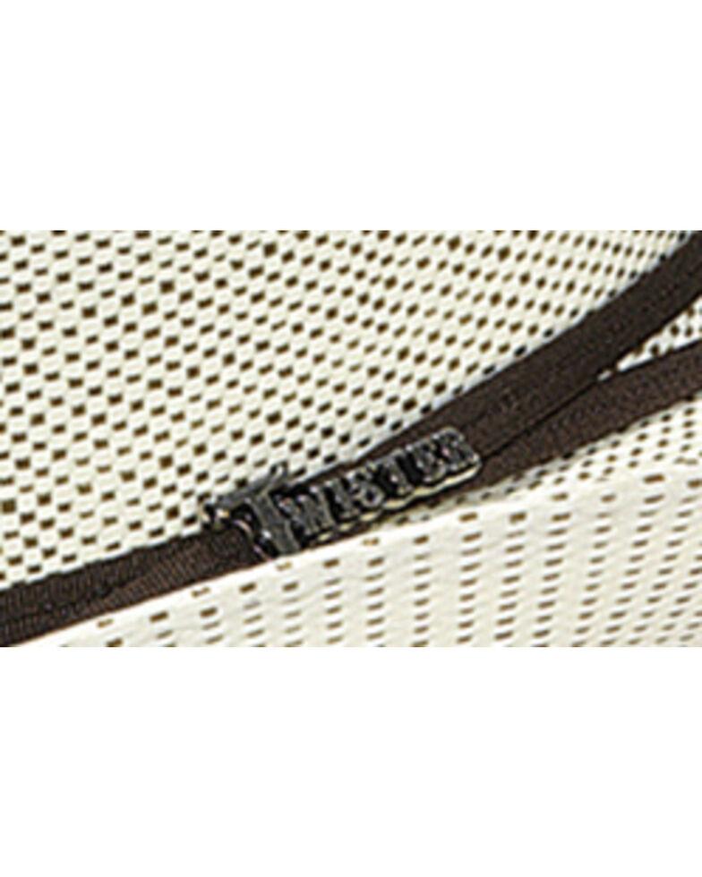 Twister Added Money Brick Two Tone Bangora Hat, Natural, hi-res