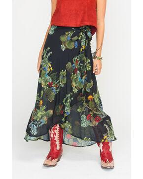 Tasha Polizzi Women's Gatsby Skirt, Black, hi-res