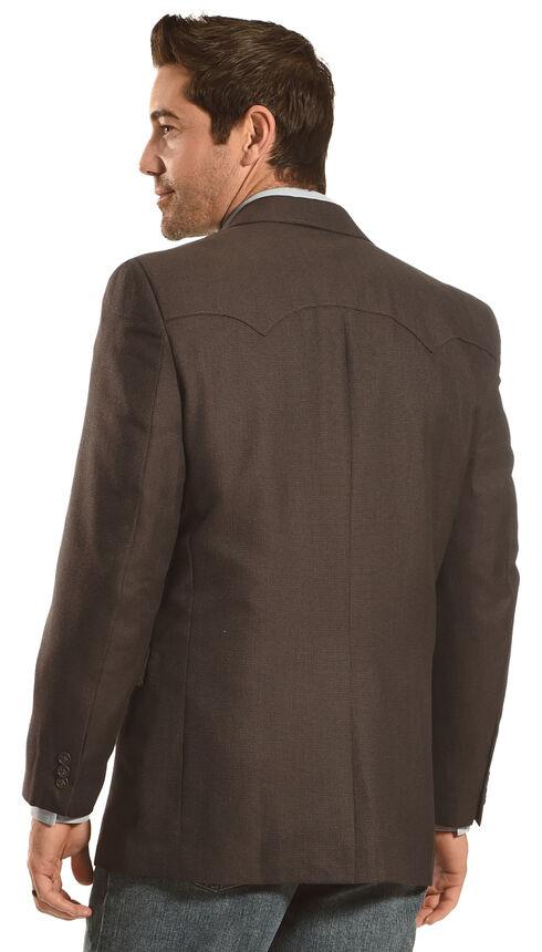 Circle S Men's Coffee Bean Lubbock Sport Coat , Brown, hi-res