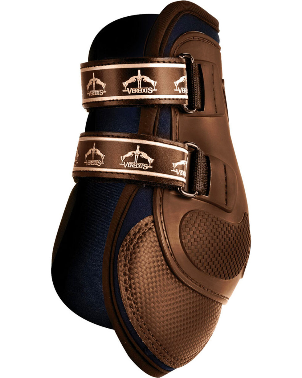 Veredus Pro Jump XPRO Rear Ankle Boots, Brown, hi-res