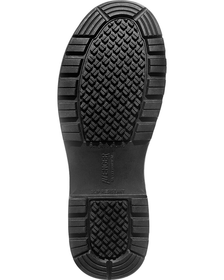 Avenger Men's Side-Zip Work Boots - Composite Toe, , hi-res