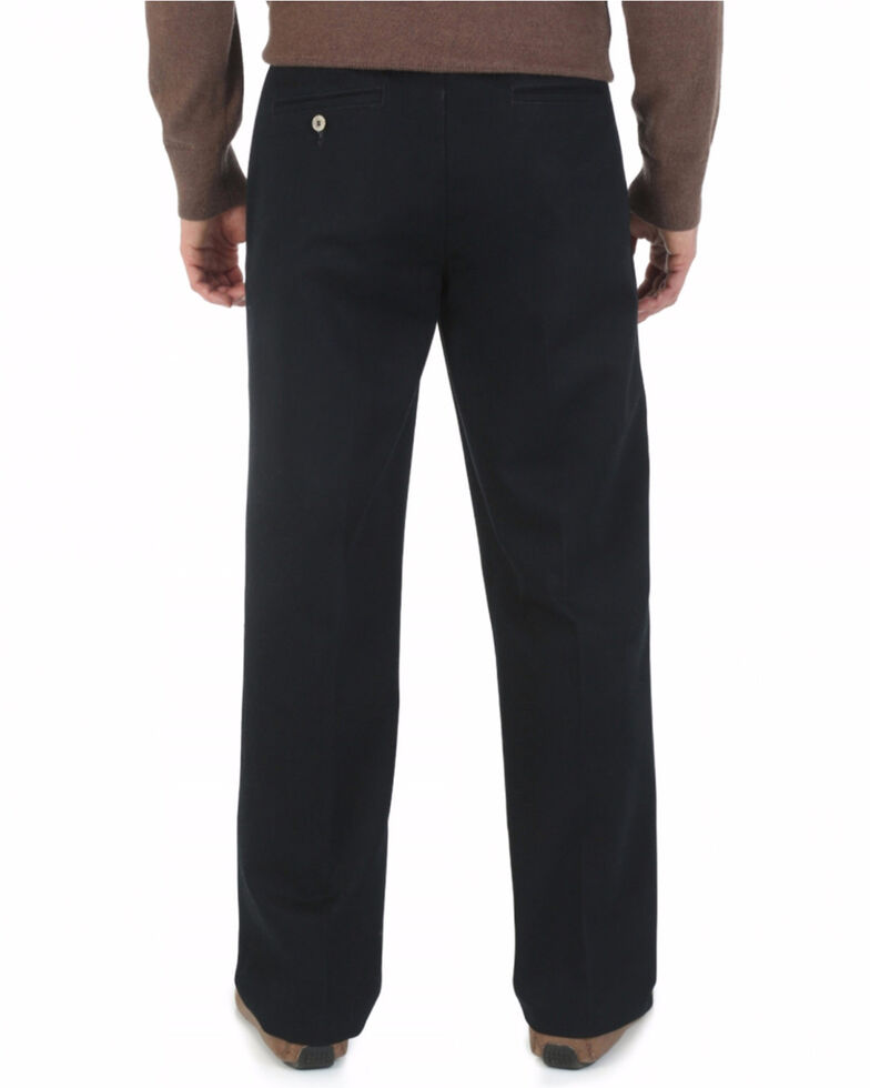 Wrangler Rugged Wear Performance Casual Pants, Black, hi-res