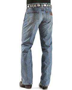 """Wrangler Jeans - Premium Patch Slim 77 - 38"""" Tall Inseam, , hi-res"""