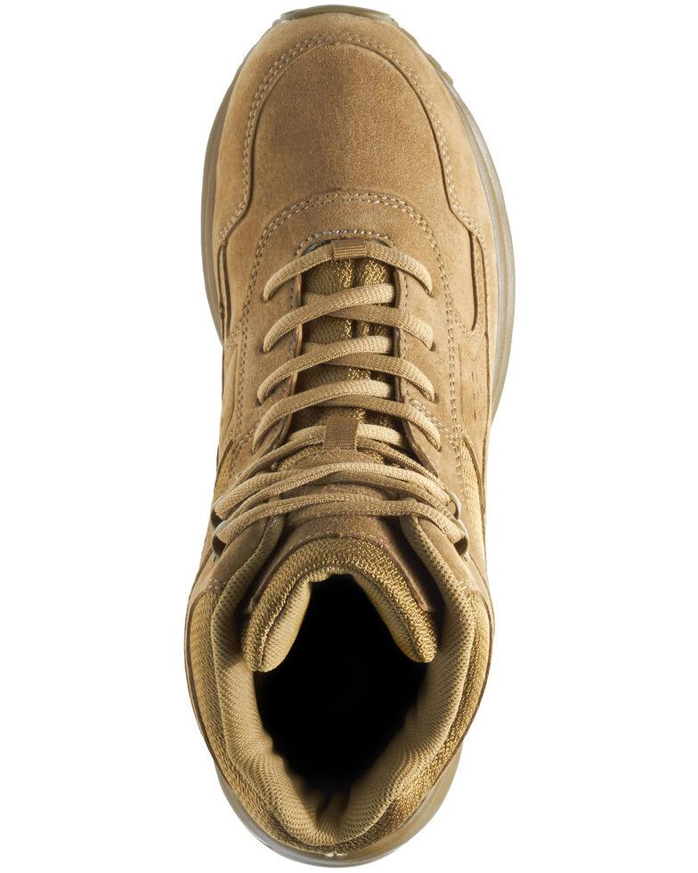 Bates Men's Mid Raide Work Boots - Soft Toe, Olive, hi-res