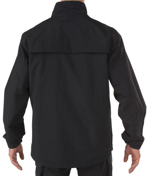 5.11 Tactical Reversible High-Vis Softshell Jacket, Yellow, hi-res