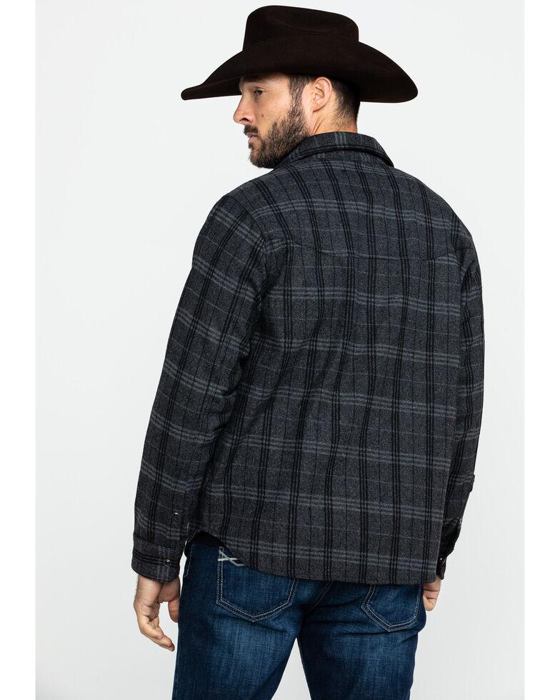 Outback Trading Co. Men's Black Clyde Big Shirt , Black, hi-res