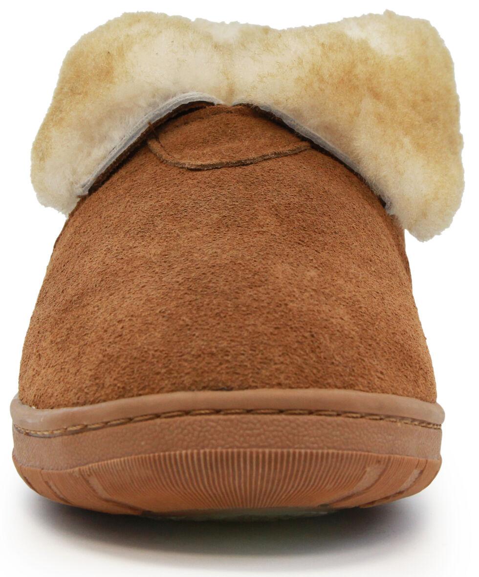 Lamo Men's Merino Wool Bootie, Chestnut, hi-res