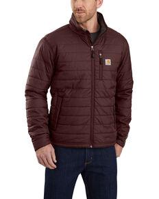 Carhartt Men's Gilliam Work Jacket - Tall, Brown, hi-res