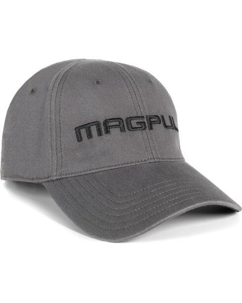 Magpul Men's Core Cover Wordmark Low Crown Baseball Cap , Grey, hi-res