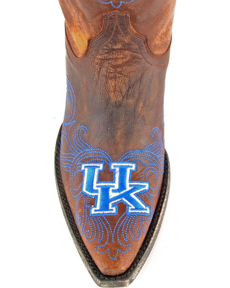 Gameday Boots Women's University of Kentucky Western Boots - Snip Toe, Brass, hi-res