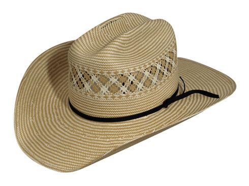 Eddy Bros. by Bailey Cogburn Straw Cowboy Hat, Multi, hi-res
