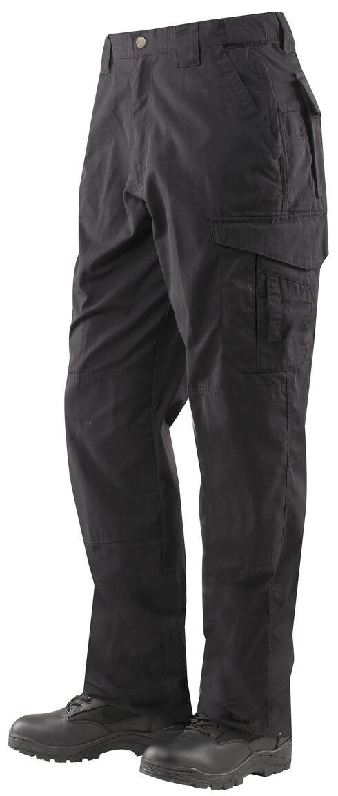Tru-Spec Men's 24-7 Series EMS Pants - Big and Tall, Black, hi-res