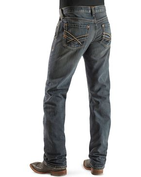 Ariat M5 Arrowhead Deadrun Wash Jeans - Big & Tall, Denim, hi-res