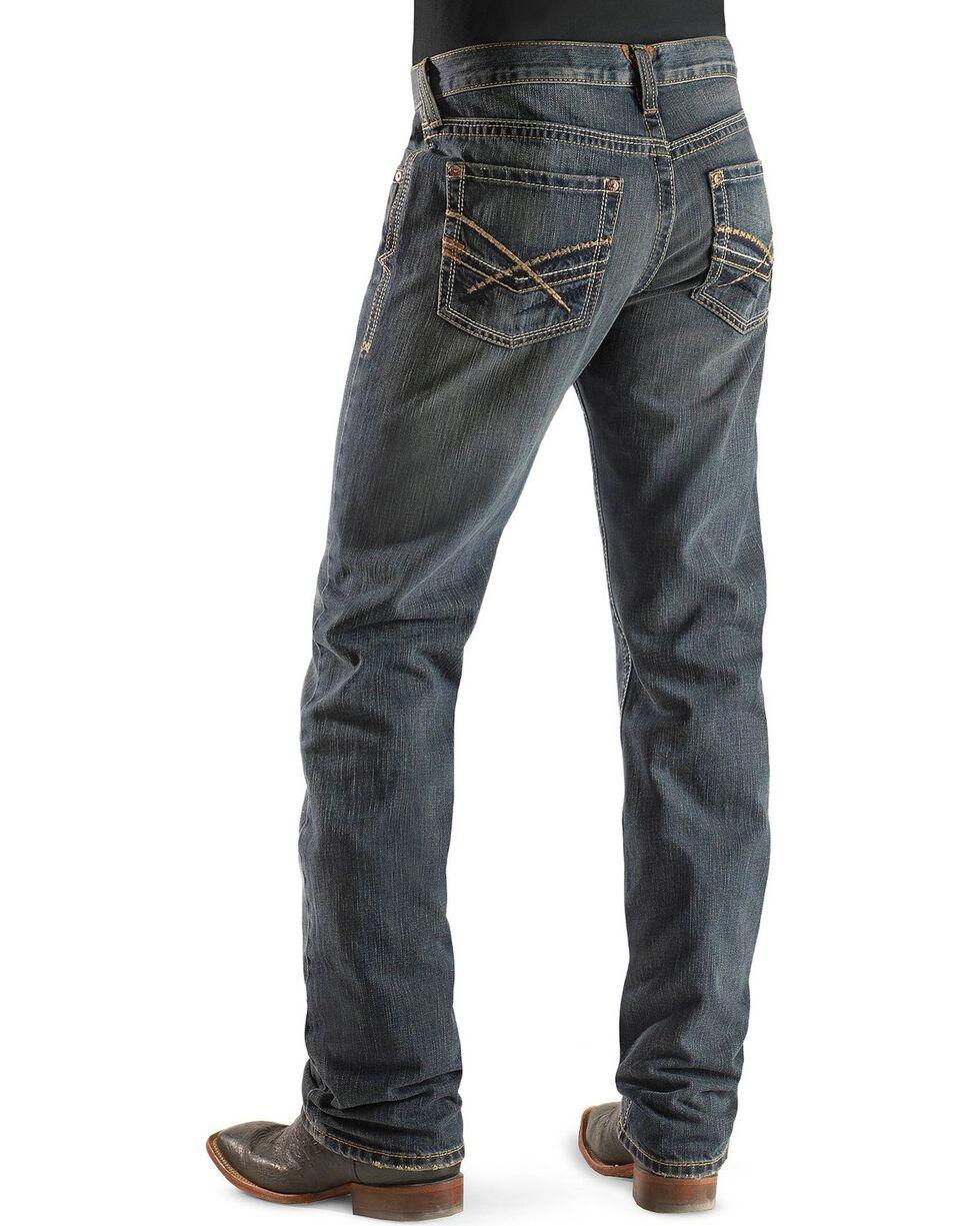 Ariat M5 Arrowhead Deadrun Wash Jeans - Big & Tall, Denim, hi-res