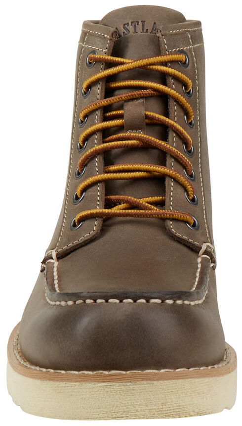 Eastland Men's Grey Lumber Up Boots , Grey, hi-res