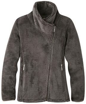Mountain Khakis Women's Wanderlust Fleece Jacket, Brown, hi-res