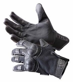 5.11 Tactical Hard Time Gloves, Black, hi-res