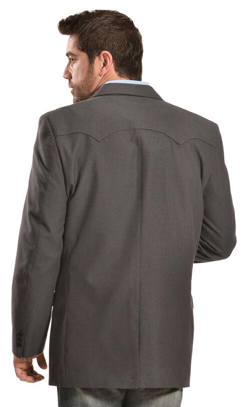 Circle S Men's Black Odessa Sport Coat, Black, hi-res