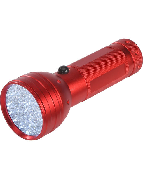 Totes Red 51 LED Flashlight , Red, hi-res