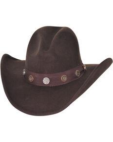 03e13b37f9953 Bullhide Mens Shotgun Premium Wool Cowboy Hat